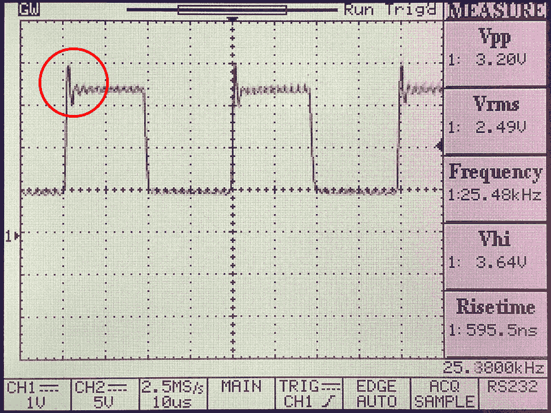 LF347B frequency response is a bit too spiky for my liking.
